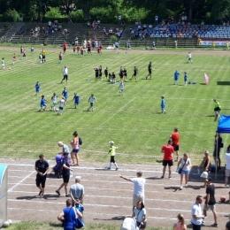 Turniej piłki nożnej z okazji 95-lecia CKS Czeladź