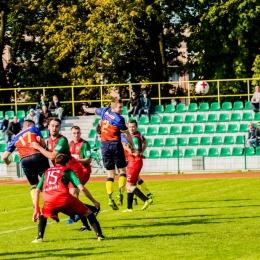 Łokietek - Unia Gniewkowo. Fot. Aneta