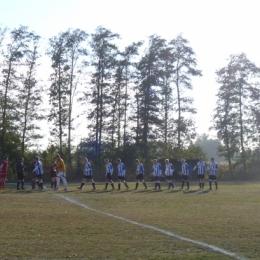 Liga - Seniorzy - Baszta Przedecz vs Tulisia