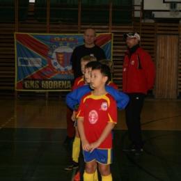 Turniej rocznika 2005 w Malborku