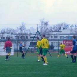 28.03.2010: Zawisza II - Grom Więcbork 1:0