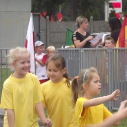 Mini Mundial Przedszkolaków