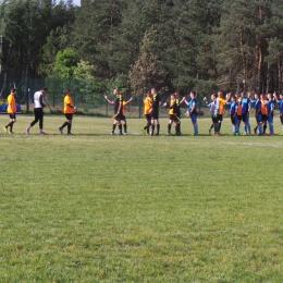 Seniorzy - GKS Lisewo  vs Tulisia
