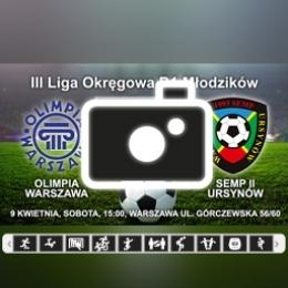 Olimpia Warszawa - SEMP II Ursynów