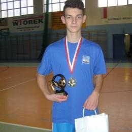 Halowy Turniej o Puchar Firmy Caffaro