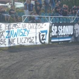 17.09.2016: Zawisza - Iskra Zamość-Rynarzewo 6:0 (klasa B)