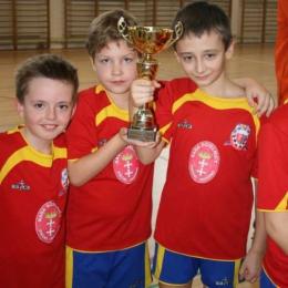 Turniej rocznika 2005 na Morenie...