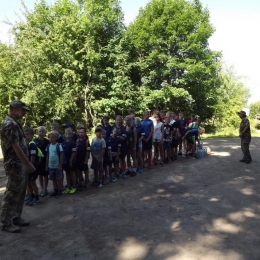 Obóz Niechorze - Turnus I, dz. 5