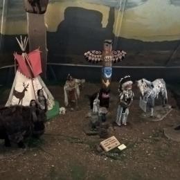 Obóz w Borach Tucholskich