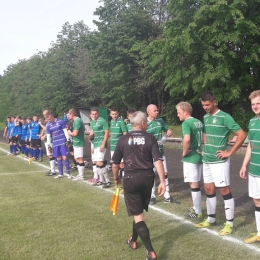 Liga - seniorzy - Kłodawa vs Tulisia
