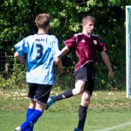 Juniorzy: Wel Lidzbark - Olimpia Kisielice (4:1) 06.09.2014