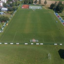 Stadion LKS Czarni Czudec