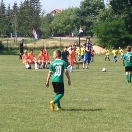 Ogólnopolski Turniej Piłki Nożnej rocznika 2008 w Rynie!