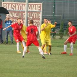 LKS Kamienica Polska - Sparta Siedlec Duży 1:0
