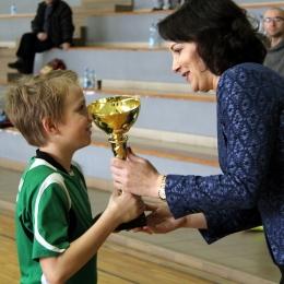 Turniej o Puchar Burmistrza - Młodzik
