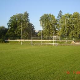 Stadion i zaplecze