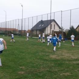 19.10.2019 Mecz MKS Kostomłoty - Unia II