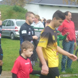 21.10.2017: GLKS Osielsko - Zawisza 0:2 (klasa A)