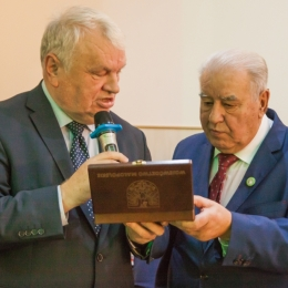 Uroczysty jubileuszowy bankiet - 70 lat Orła Myślenice