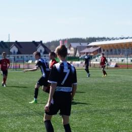 Junior B1: Radunia Stężyca 12-0 GKS Kowale