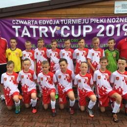 "ROCZNIK 2007/2008: Turniej ""TATRY CUP 2019"""