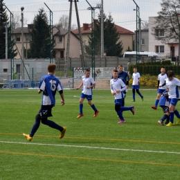Trampkarze 2001:19.04.2015 Wicher Kobyłka vs ŁKS Łochów 1:1 (0:1)