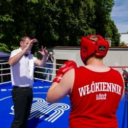 XVIII Turniej Miast Królewskich w boksie