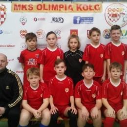 """ROCZNIK 2008:Turniej """"MAŁA OLIMPIA CUP 2019"""""""