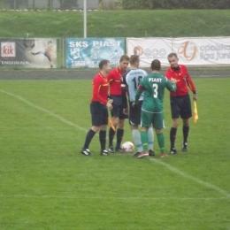 Piast - LZS Gronowice 2-2