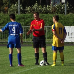Sparing juniorów mł. Piast - OKS Olesno 2-1