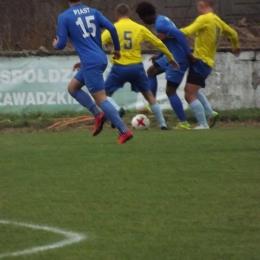 OKS Olesno - Piast 0-1