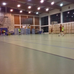 01.03.2017 Sparing: LKS Ostrówek - ŁKS Łochów 6:3 (Hala)