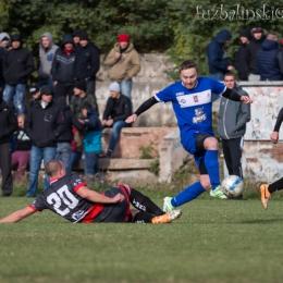 7. kol.: Sparta Łódź - TMRF Widzew Łódź 3:1 (0:0)