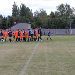 Mecz ligowy: Kopernik Poznań - GKS Dopiewo (2002/03)