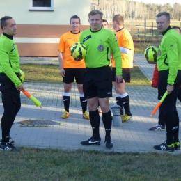 Liga - Seniorzy - Górnik Wierzbinek vs Tulisia
