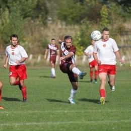 7. kolejka: Start Łódź - Sparta Łódź  0:4 (0:2)
