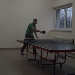 22.02.2015 - I Turniej tenisa stołowego w Broszkowicach.