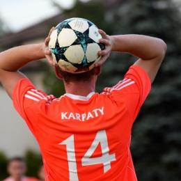Sparing Karpaty Klimkówka - Start Rymanów
