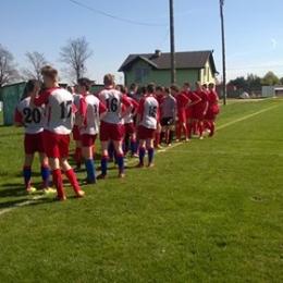 LKS Bełk - Inter Krostoszowice :: Juniorzy Rybnik - 17.04.2016