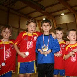 Turniej rocznika 2006 w Somoninie...