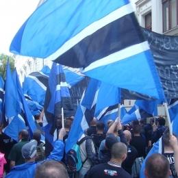 21.06.2016: ZAWISZA NIGDY NIE ZGINIE - demonstracja kibiców