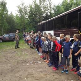 Obóz Niechorze - dzień 6