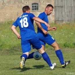 KS Białcz 2:1 (1:0) Unia Lubiszyn-Tarnów / Sparing