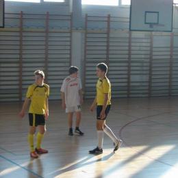 Turniej gimnazjalny na Morenie...