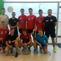 Squash Point Bydgoszcz z Polonią!
