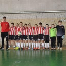 Turniej rocznika 2005 w Lubartowie 2015-12-05