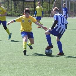 Młodzik 2007 - mecz z Elaną Toruń - 15.04.