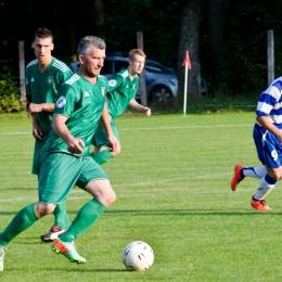 Seniorzy: Wel Lidzbark - Unia Susz (0:4) 06.09.2014