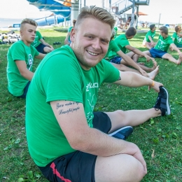 Obóz juniorów w Csopaku na Węgrzech [fot. Bartek Ziółkowski]