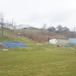 Stadion Skry Wizna - nieistniejącej już, niestety